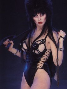 Cassandra Peterson Then and Now