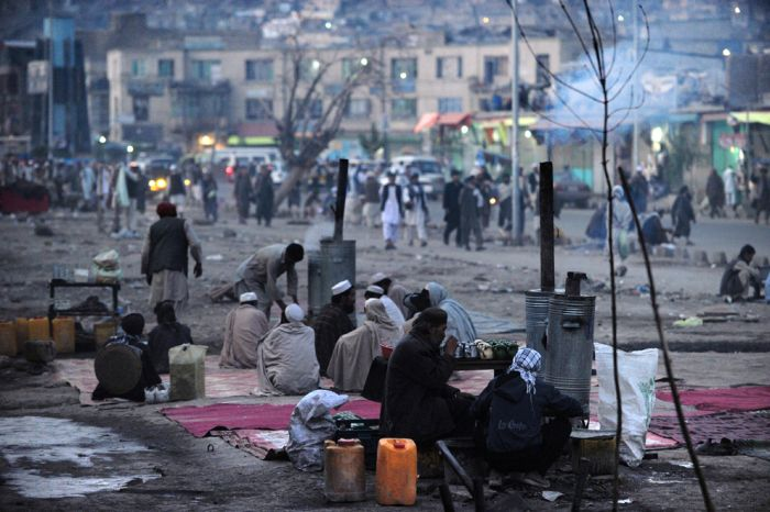 Afghanistan Today