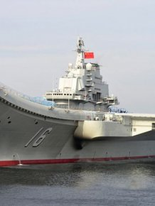 Resurrection of the Aircraft Carrier Varyag