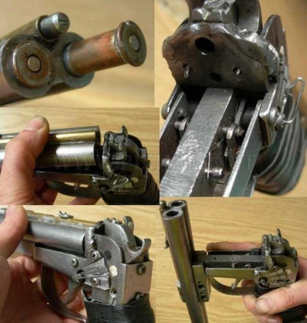 Strange and Unusual Guns