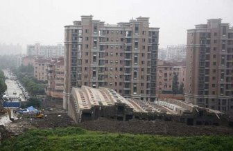 Chinese Construction Fail