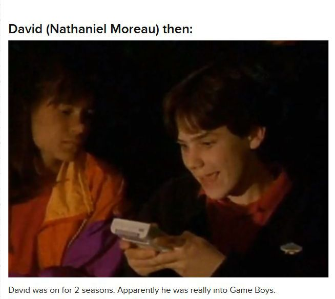 The Cast of 'Are You Afraid Of The Dark' Now