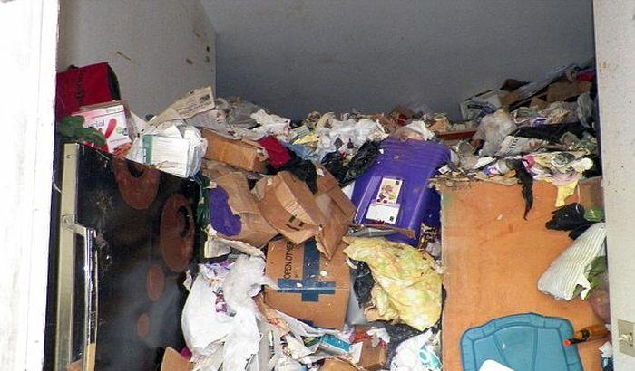 Inside the Hoarder's House