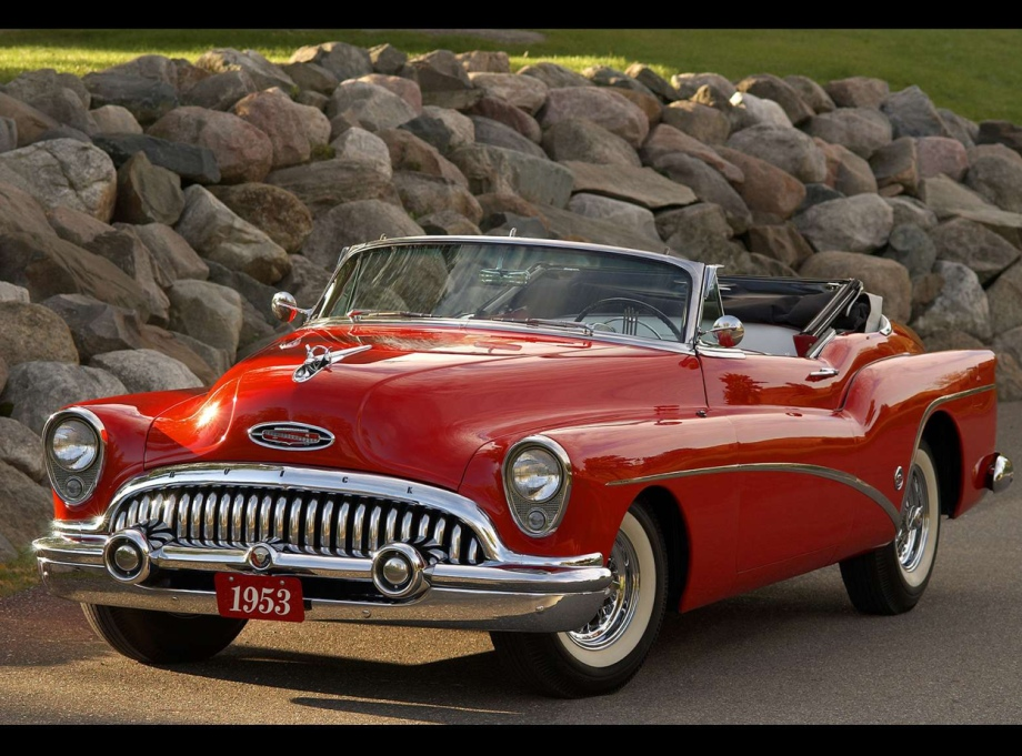 1953 Buick Skylark Vehicles