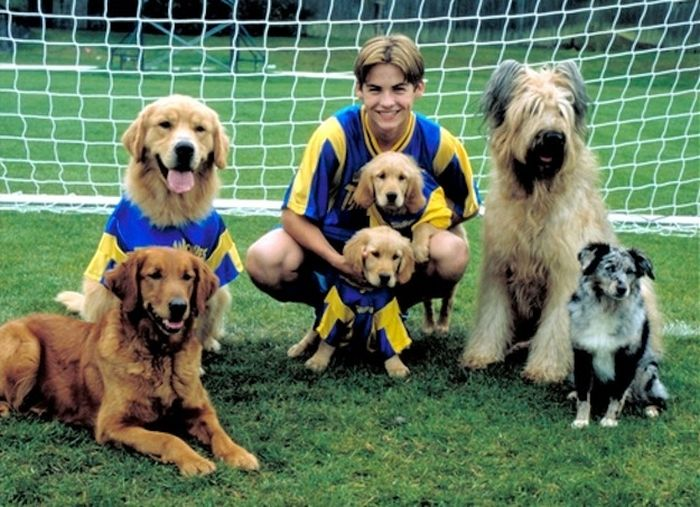 """The Kid From """"Air Bud"""" Now"""