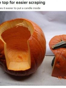 Pumpkin-Carving Tutorial