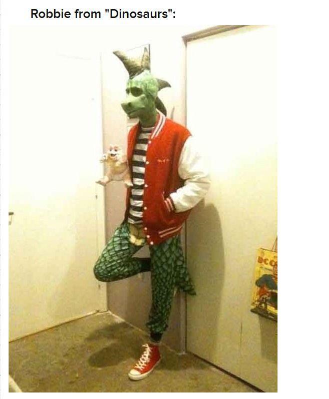 Interesting Halloween Costumes