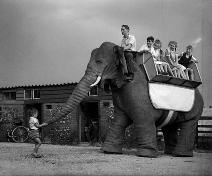 Robot Elephant, 1950, part 1950