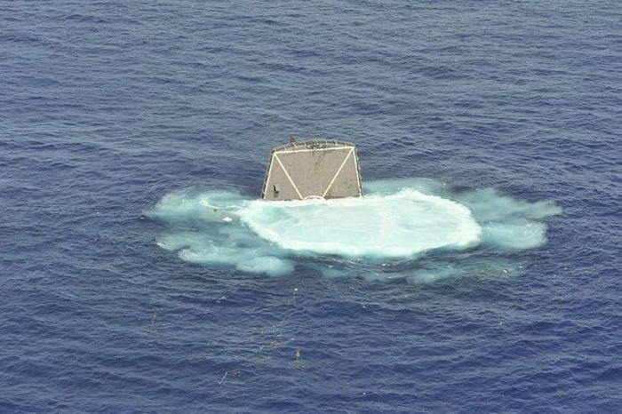 Torpedo vs a Ship