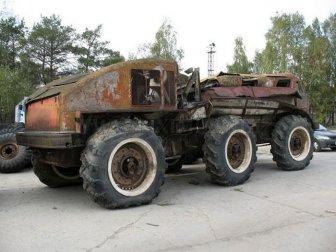 Forgotten ATVs