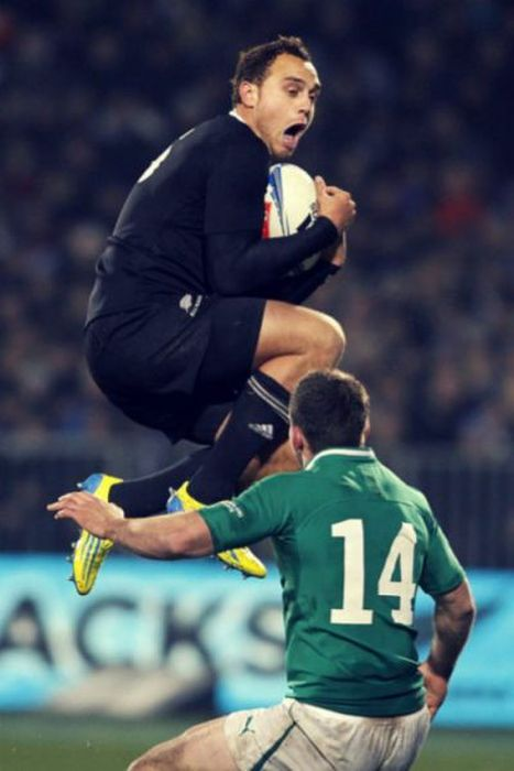 Perfectly Timed Sports Photos, part 2