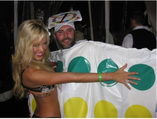 Twister Halloween Costume