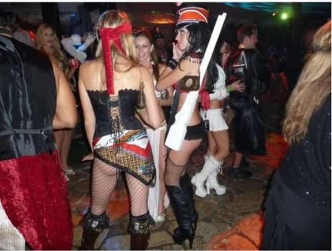 Twister Halloween Costume