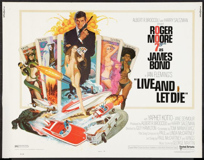 Complete Collection of  James Bond Posters