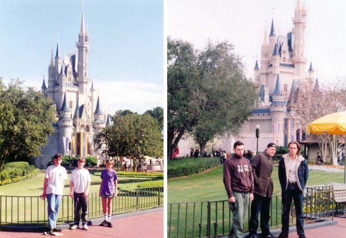 Then and Now, part 4