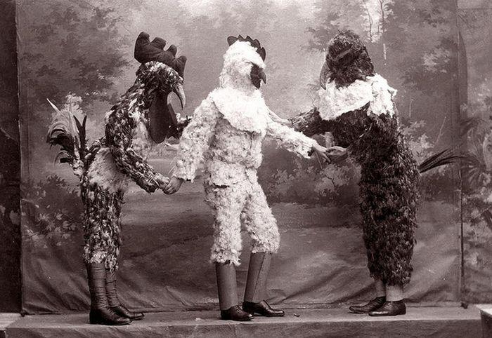 Black & White WTF Photos