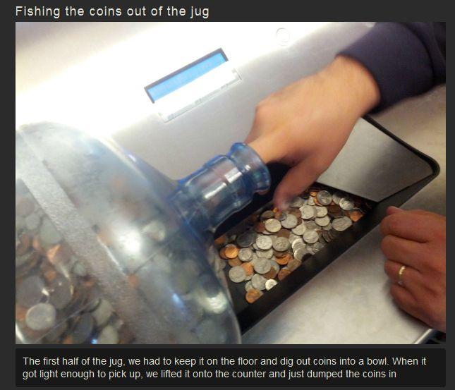 Cashing 172.8 lbs