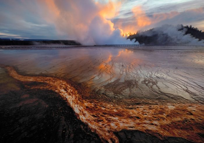 Beauty of Yellowstone