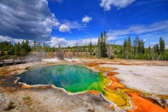 Beauty of Yellowstone
