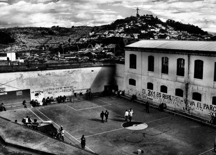 Prisons in South America