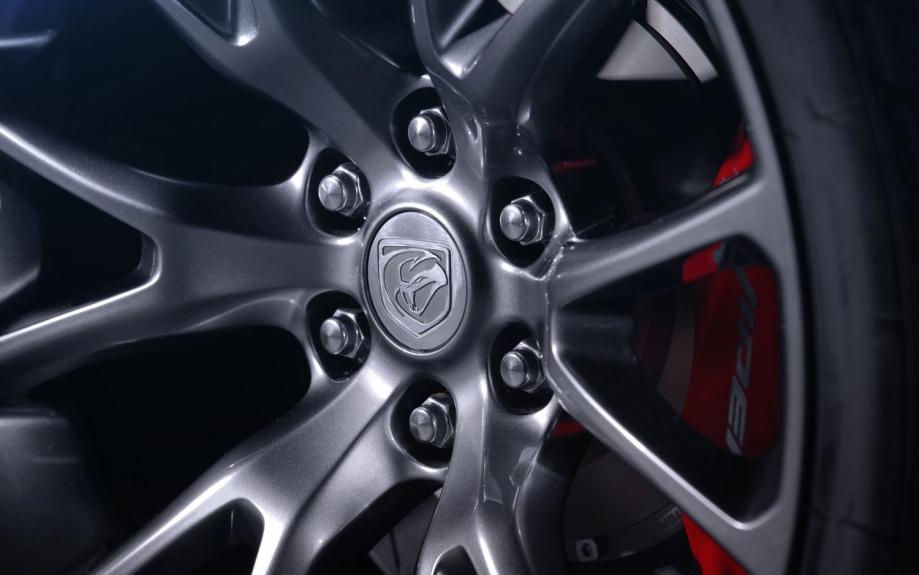 2013 Dodge Viper GTS, SRT and GTS-R