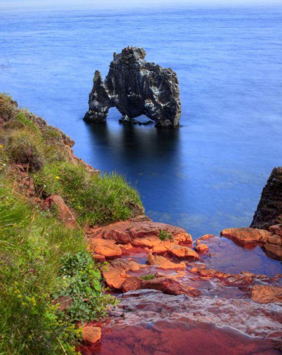 Dynosaur Rock Hvítserkur