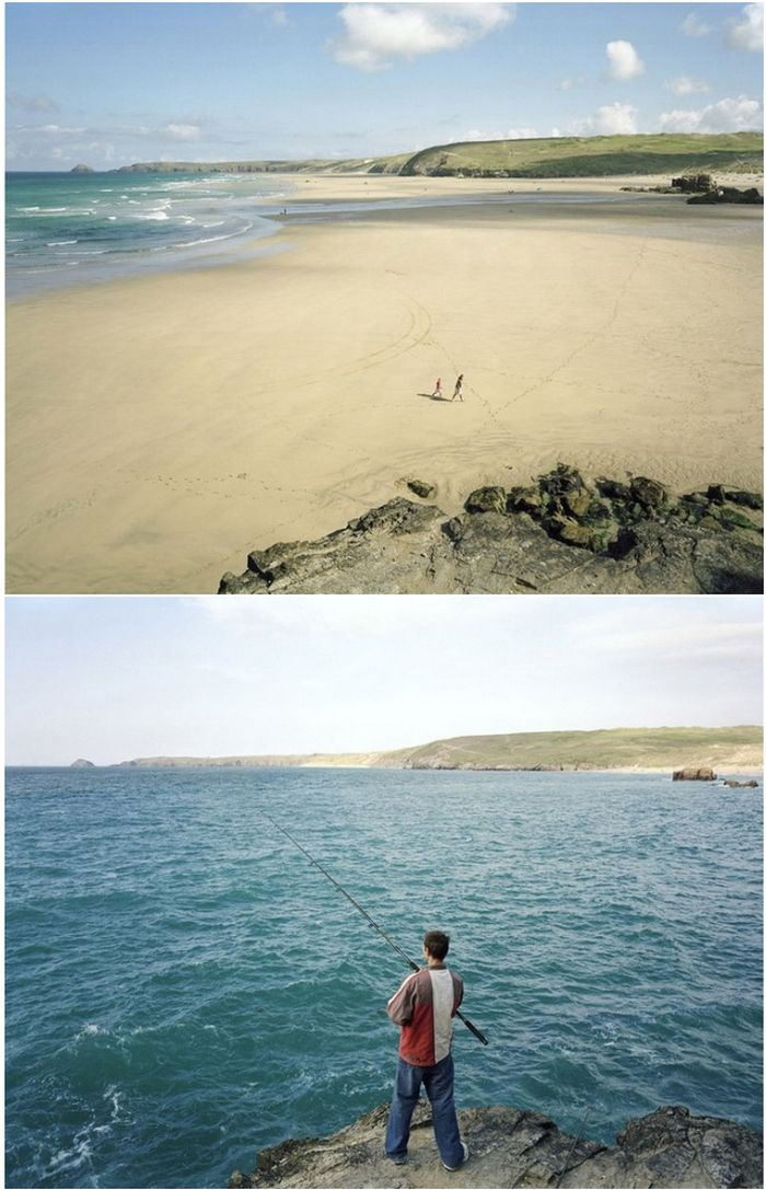 High Tide vs Low Tide