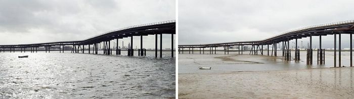 High Tide vs Low Tide