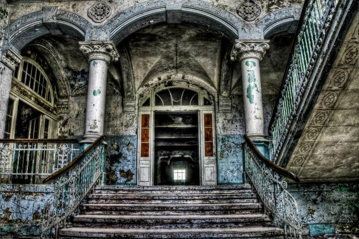 Abandoned Places, part 2