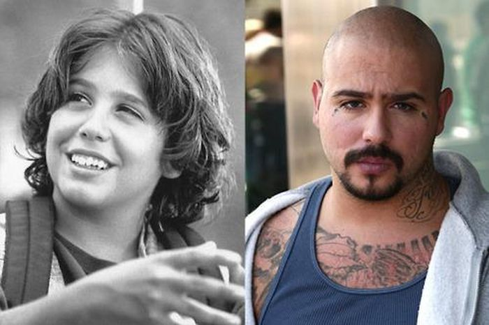 Francis Capra Then and Now