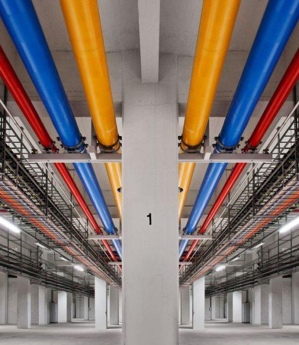 Google's Top-Secret Data Center