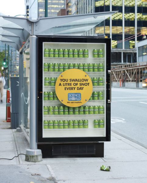 Science World Adverts