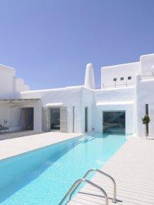 Summer home in Greece