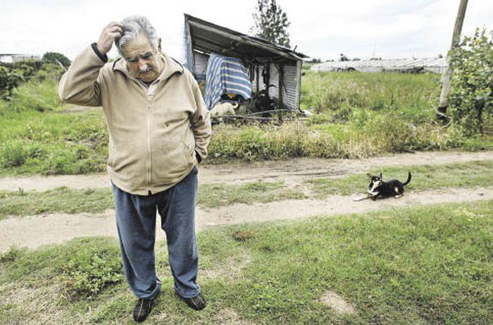 President of Uruguay José Mujica