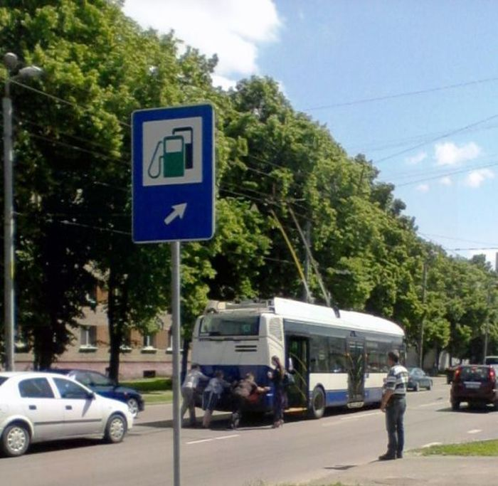 Only in Latvia