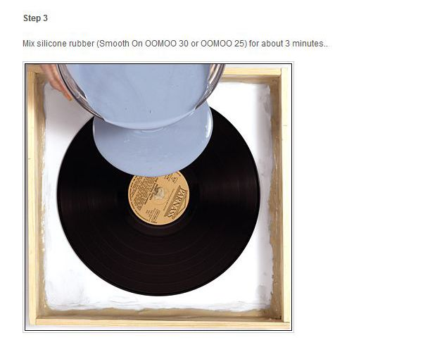 How to Pirate a Vinyl Record