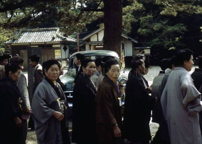 Japan in the 1950's