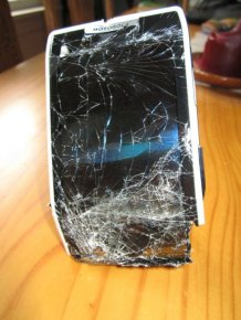 What Happens When Your Bike Eats Your Phone