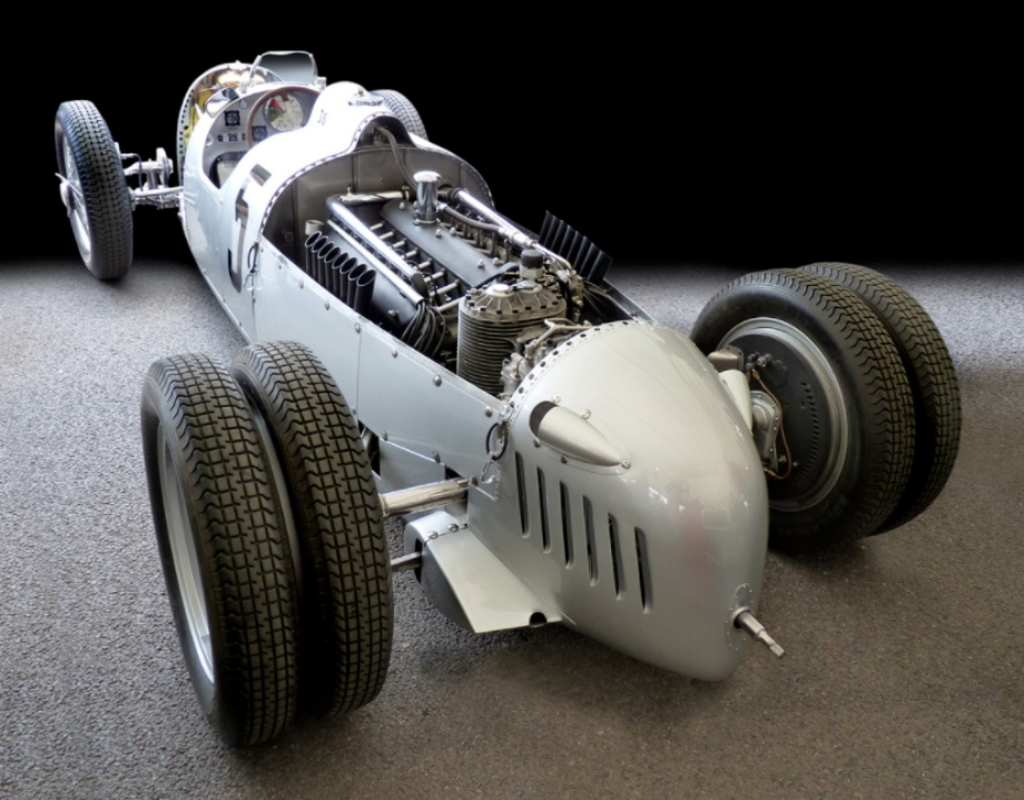 1936 Auto Union Type C – V16