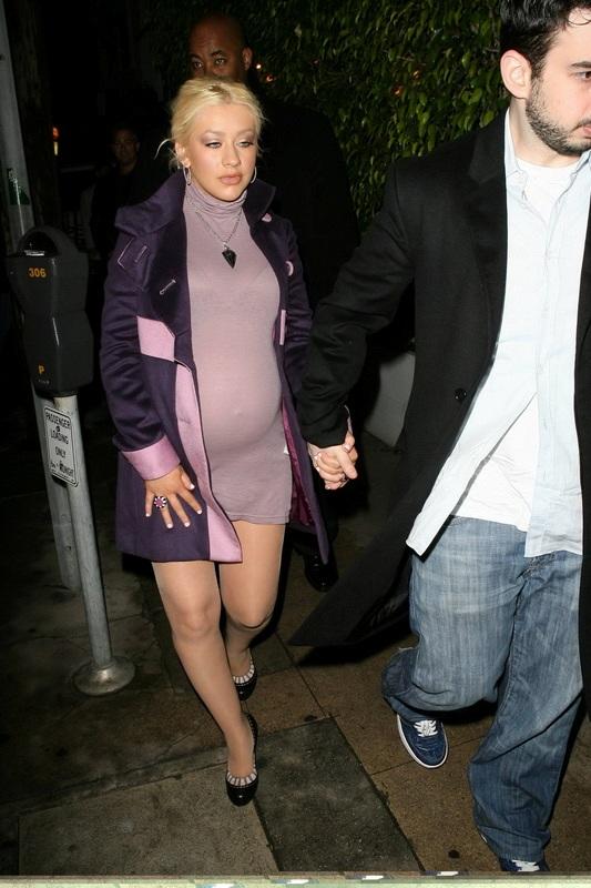 Christina Aguilera Through The Years