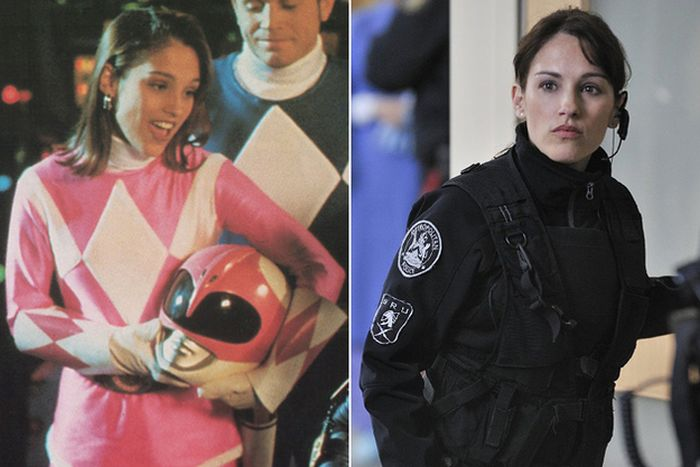 Power Rangers Then and Now, part 2