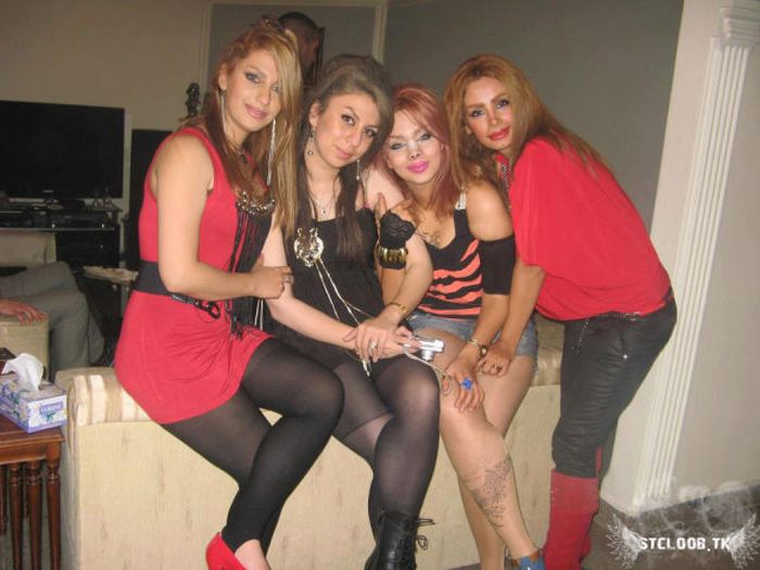 Girls of Iran