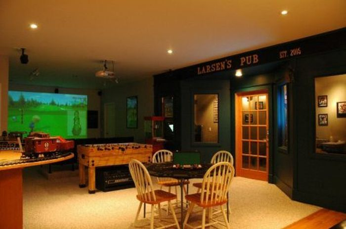 Nice Man Caves