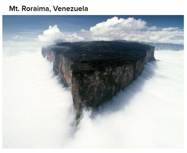 Places That Are Actually Real but Don't Look So