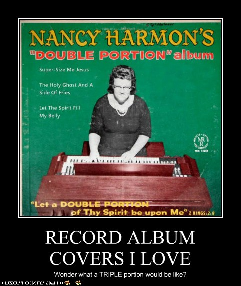 Bizarre Record Album Covers