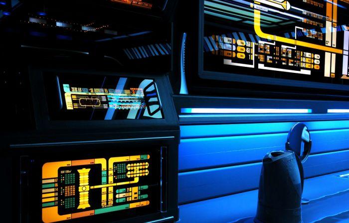 Star Trek Themed House