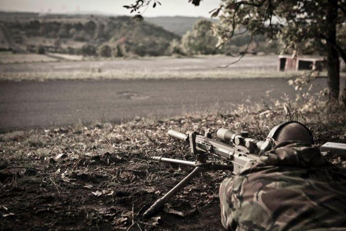 Dutch Snipers