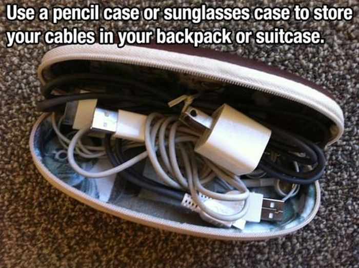 Life Hacks in Pictures