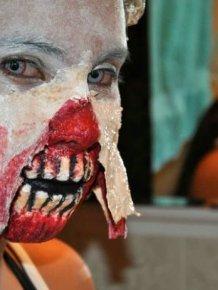 Halloween Zombie Costume