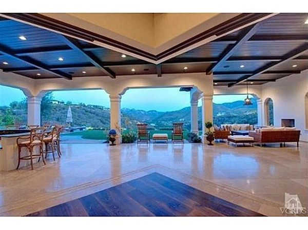 A New Mansion of Britney Spears